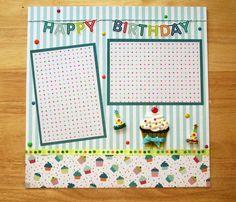 trendy baby boy scrapbook page ideas layout banners Baby Boy Scrapbook, Birthday Scrapbook Layouts, Scrapbook Designs, Scrapbook Sketches, Scrapbook Page Layouts, Scrapbook Cards, Photo Layouts, Paper Crafts, Bug Crafts