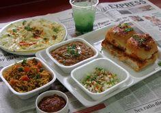 Ribbon's to Pasta's: Street Food delhi chaat house