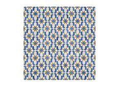 Dazzle from Mosaic House recalls traditional Moroccan designs in an updated color combination for a fresh sense of exoticism; $163 per square foot, 212-414-2525.    - Veranda.com