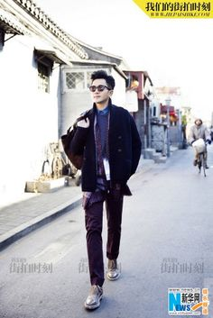 Chinese actor Hawick Lau
