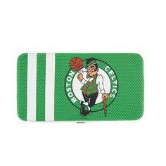Boston Celtics NBA Shell Mesh Wallet