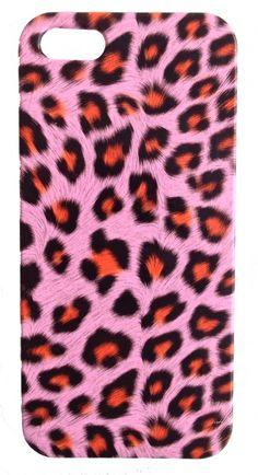 Iphone 5 Leopard hoesje  www.ohsohip.nl