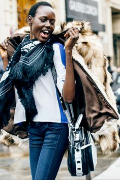 Street Style 2015 - Photo by Tommy Ton | #justjune