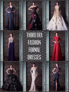 Definitely the kind of dresses queen Levana would wear - Lunar Chronicles