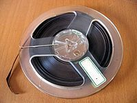 History of sound recording - Wikipedia, the free encyclopedia