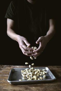 [amd-zlrecipe-recipe:145] #brownedbutter #gnocchi #italian