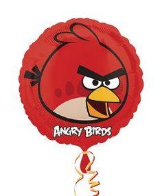 Doğum günü parti süslemeleri için ngry Birds Temalı Folyo Balon ürünümüzü online olarak uygun fiyatlar ile satın alabilirsiniz