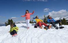 Italia, Valtellina. Val di Fiemme: settimana bianca di sci e giochi a più non posso! http://www.familygo.eu/viaggiare_con_i_bambini/trentino/val-di-fiemme/fiemme_inverno.html