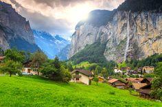 Najpiękniejsze doliny świata - Podróże