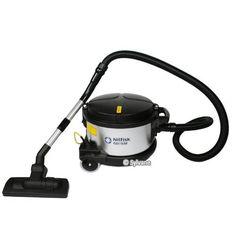 ' #Canister #HEPA Vacuum, Peak HP 1.3, Tank Capacity 4 gal., Industrial Series, Air Flow 74 cfm, Amps 8.7, Static Pressure 92 In., Voltage 115-120, Watts 1000, Ta...