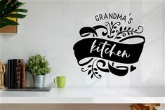 Wall Stickers Words, Vinyl Wall Decals, Graffiti Painting, Hand Painting Art, Sticky Vinyl, Kitchen Vinyl, Vinyl Lettering, Textured Walls, Something To Do