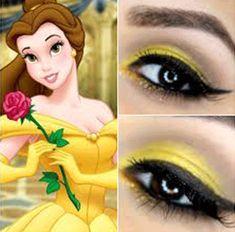 inspiração-maquiagem-princesas-disney-bela-belle-a-bela-e-a-fera-2maquiagem-para-o-carnaval