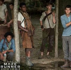 Scene from the Maze Runner- Thomas dreaming about sandwiches and Newt whistling Maze Runner The Scorch, Maze Runner Thomas, Maze Runner Cast, Maze Runner Trilogy, Maze Runner Series, James Dashner, Just Deal With It, The Scorch Trials, Cinema Film