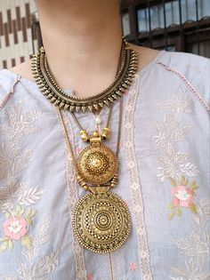 rose gold Pendant- Pendant necklace- Chain necklace- Kazakh necklace- indian pendant- boho necklace- Chain pendants- Handmade necklace Funky Jewelry, Gypsy Jewelry, Hair Jewelry, Gold Jewelry, Boho Necklace, Pendant Necklace, Culture Clothing, Rose Gold Pendant, Chain Pendants