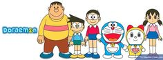 Doraemon Cartoon Cast