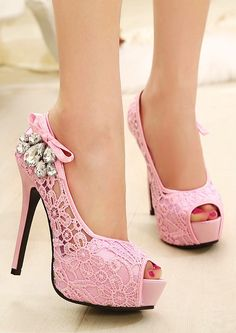 Super Sexy High-Heeled Korean Imports Fine Diamond Fish Head Shoes Singles Shoes Nightclub Essential Network
