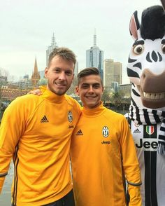 Juventus, paulo dybala e neto murara imagem on We Heart It