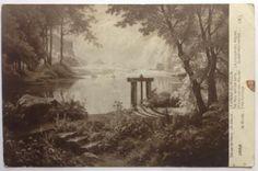 Antique-postcards-for-sale-Salon-De-Paris-Vintage-postcard-Collectible-postcards