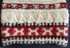 Kihnu kinda ranne - Kirju vits Making Out, Baby Knitting, Mittens, Knitting Patterns, How To Make, Crafts, Island, Ideas, Tutorials
