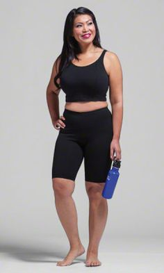 Swim & Active Wear - BIKE SHORTS