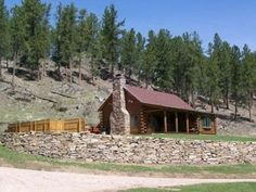 Awesome cabin vacation rental in Hill City from VRBO.com.  Search for number 384912.  The cabin is known as Marshall Gulch Getaway.