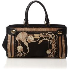 Embroidered bag...so cute