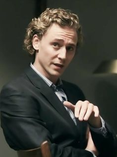 Tom Hiddleston -- Wallander. Love this show, and didn't know he was on it!