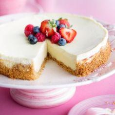 Amerikkalainen juustokakku - Cheesecake