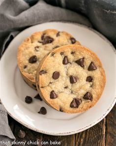 Two Chocolate Chip Cookie Bars for One! A small batch that will satisgy your cravings! Chocolate Chip Cookie Bars, Chocolate Chip Recipes, Chocolate Chips, Sweet Cookies, Sweet Treats, Cooking For One Cookbook, Mini Chocolate Cake, Vanilla Mug Cakes, Dessert For Two