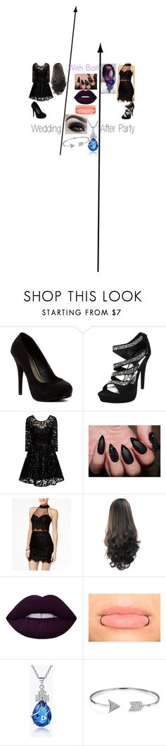 """""""For Roleplay (4)"""" by courtneiboo on Polyvore featuring Michael Antonio, Chi Chi, Teeze Me, Lime Crime, Bling Jewelry, love, roleplay and MyStyle"""