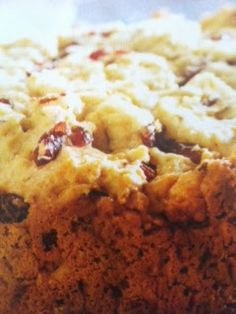 Easy crockpot recipes: Orange Cranberry-Nut Bread Crockpot Recipe
