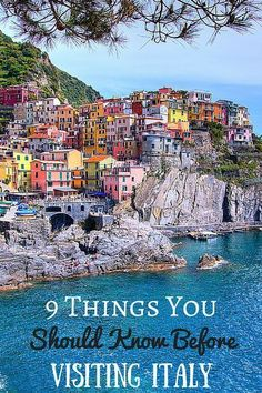 Italy Travel Tips - 9 Things You Should Know Before Visiting Italy  ✈✈✈ Here is your chance to win a Free Roundtrip Ticket to Pisa, Italy from anywhere in the world **GIVEAWAY** ✈✈✈ https://thedecisionmoment.com/free-roundtrip-tickets-to-europe-italy-pisa/