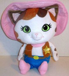 Press Her Badge To Hear Her Talk And Sing. Her Head And Mouth Move. Disney Junior, Disney Jr, Baby Pony, Sheriff Callie's Wild West, Oswald The Lucky Rabbit, 3rd Baby, Plush Dolls, Amazing Toys, Plushies