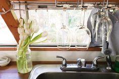 Small House (Bus), BIG Style: Meet Style Maven Julie Puckett
