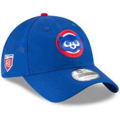 size 40 b819f 55a94 Chicago Cubs 2018 Spring Training Collection Prolight 9Twenty Adjustable Hat  by New Era  ChicagoCubs
