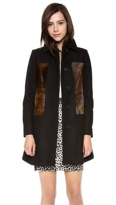 Club Monaco Chloe Coat $695