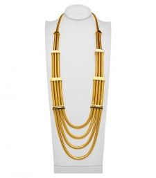 House of Lavande Harbour Snake Chain Necklace