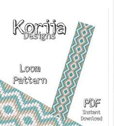 off loom beading techniques Bead Crochet Patterns, Bead Embroidery Patterns, Beading Patterns Free, Seed Bead Patterns, Beading Ideas, Weaving Patterns, Beading Supplies, Color Patterns, Mosaic Patterns