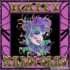 Happy Mardi Gras picture