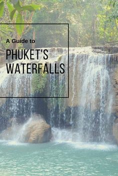 In Phuket, there are three commonly known waterfalls Bang Pae, Ton Sai, and Kathu. #thailand #phuket