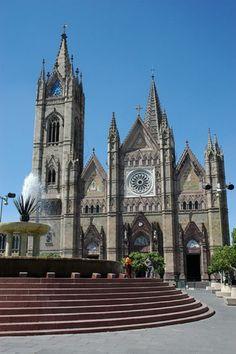 templo El Expiatorio, en Guadalajara Jalisco