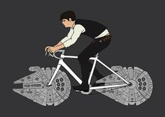 Han Solo Bike