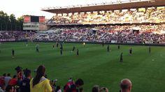 @Rayo Estadio de Vallecas #9ine