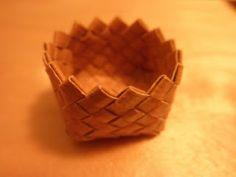Minitarinat: Tuohikori, sahalaita - Basket 1