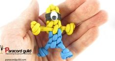 Paracord minion.