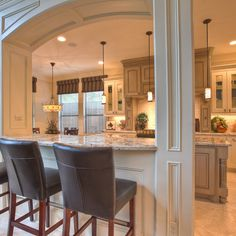 Galley Kitchen Design Ideas, Pass Through Design Ideas, Pictures, Remodel and Decor