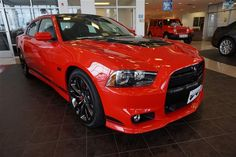 2014 New Dodge Charger 4dr Sdn SRT8 RWD at Crossroads Chrysler ...