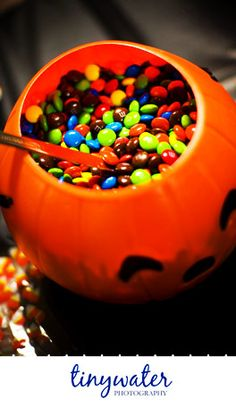 sad thing is, the m&ms would be gone within a day in my house.
