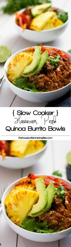 Slow Cooker Hawaiian