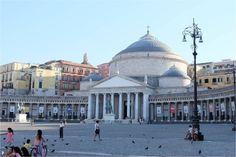 La Piazza del Plebiscito